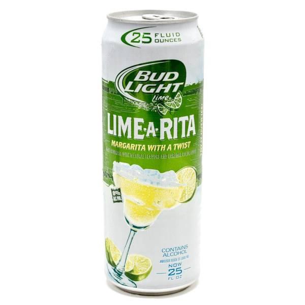 Bud Light Lime - Lime-A-Rita Margarita - 25oz Can