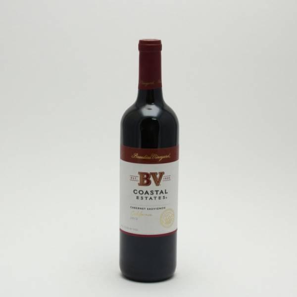 BV - Coastal Estates - 2012 Cabernet Sauvignon - 750ml