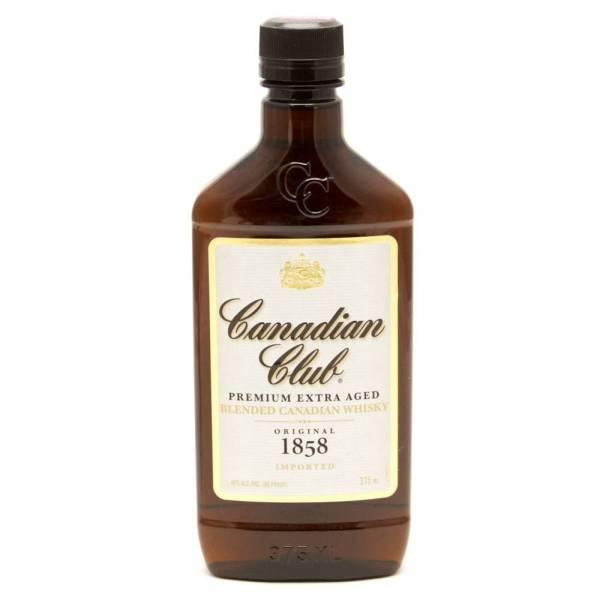 Canadian Club - Canadian Whiskey - 375ml