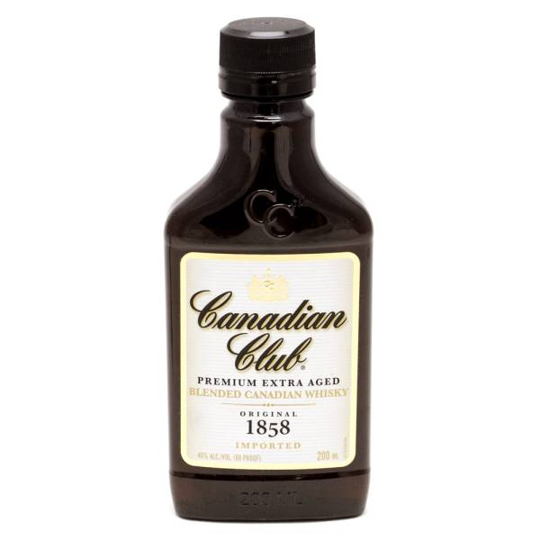 Canadian Club - Extra Aged - Whisky - 200ml