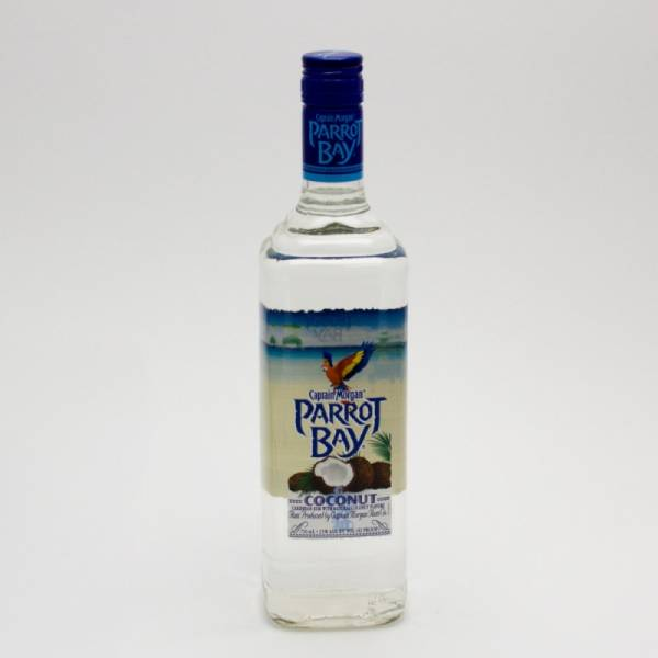 Captain Morgan - Parrot Bay - Coconut - 750ml