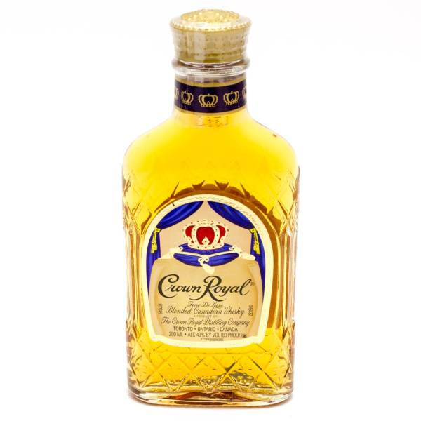 Crown Royal - Blended Canadian Whisky - 200ml