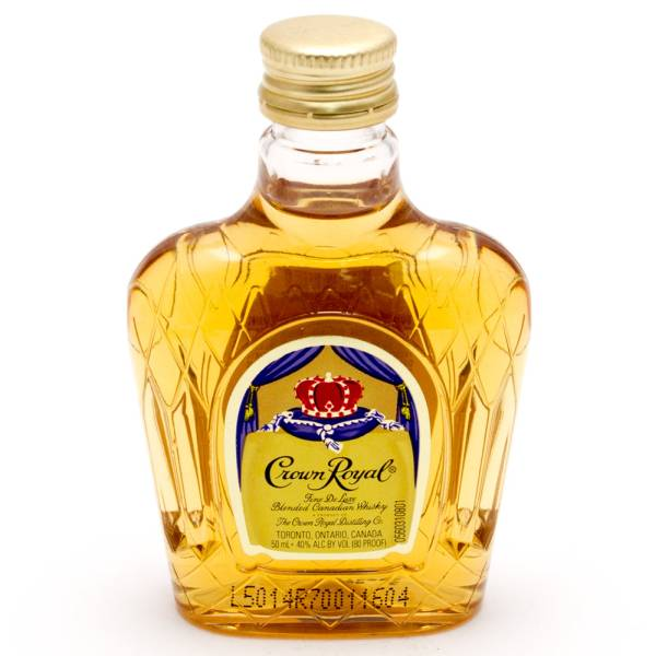 Crown Royal - Canadian Whiskey - Mini 50ml