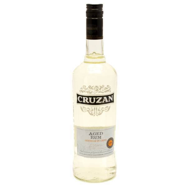 Cruzan - Aged Rum Clear  - Origin of St Croix - 750ml