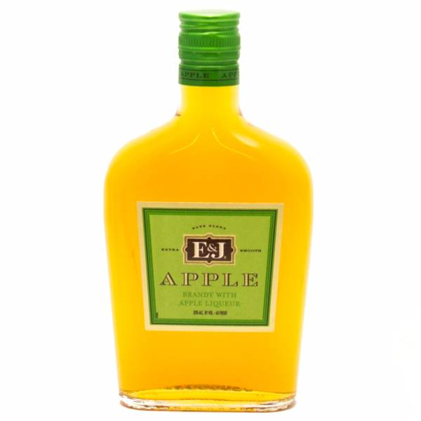 E&J - Apple - Branddy -  375ml