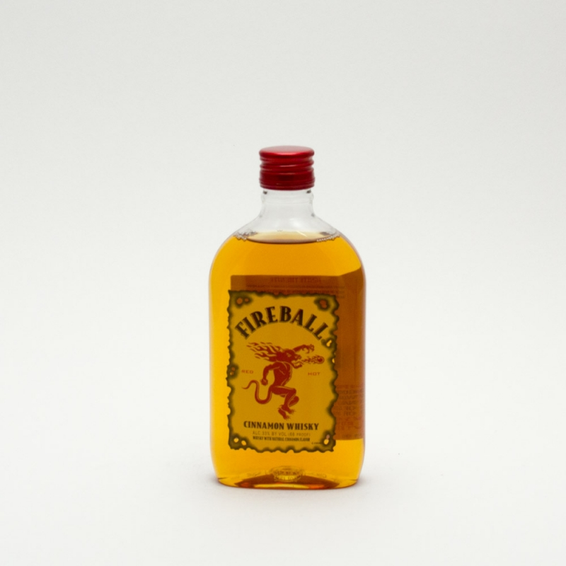 Fireball - Cinnamon Whisky - 375ml