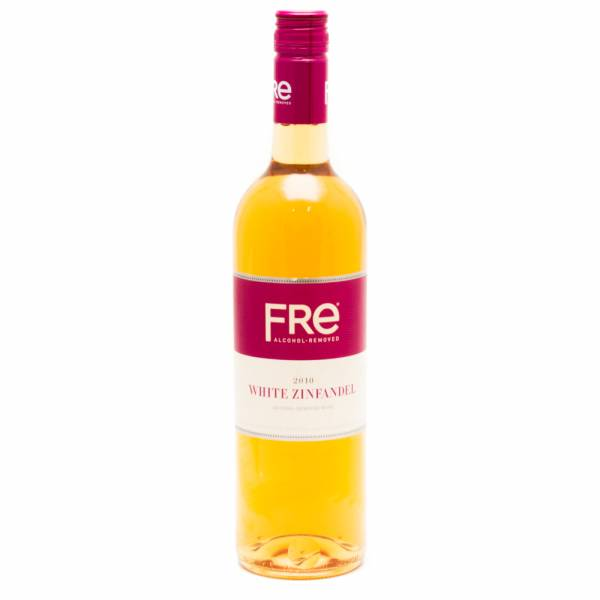 Fre - Alcohol Removed - White Zinfandel - 750ml