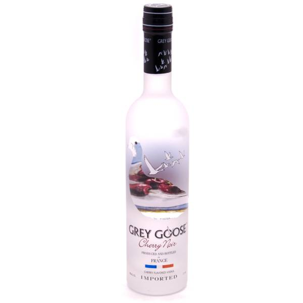 Grey Goose - Cherry Noir Vodka - 375ml