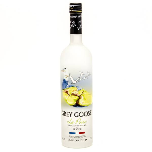 Grey Goose - La Poire Vodka - 750ml