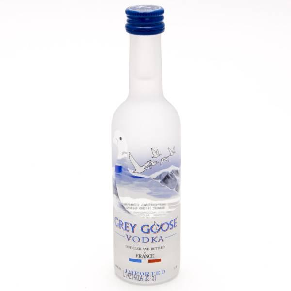Grey Goose - Vodka - Mini 50ml