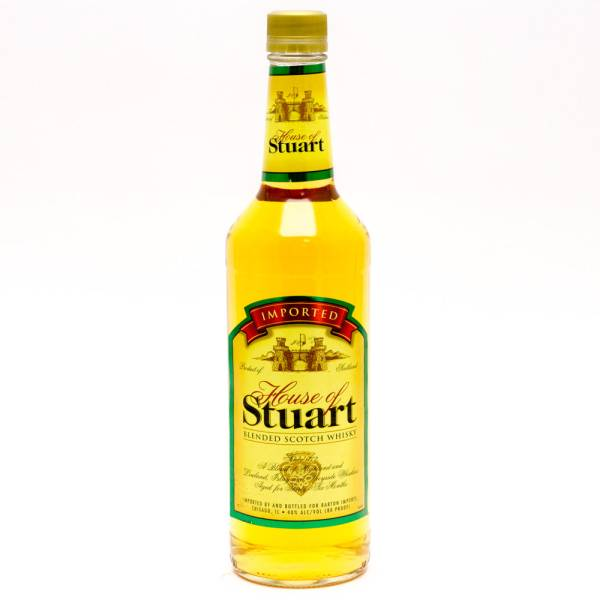 House of Stuart - Blended Scotch Whiksy - 750ml
