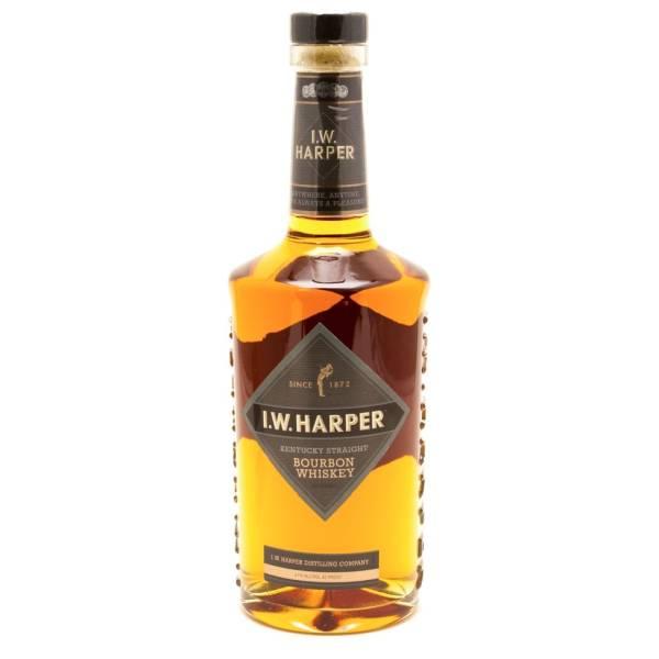 I.W. Harper - Kentucky Straight Bourbon Whiskey - 750ml