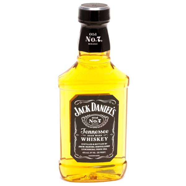 Jack Daniel's - No. 7 Tennessee Sour Mash Whiskey - 200ml