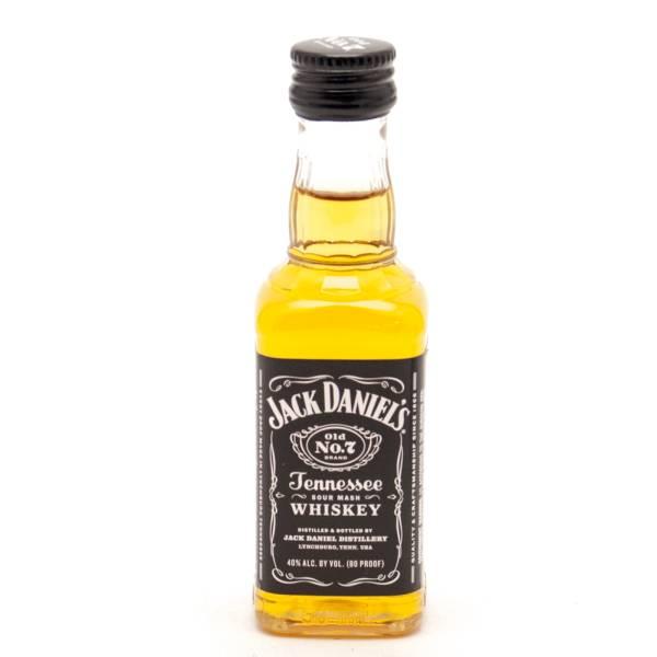 Jack Daniel's - No. 7 Tennessee Sour Mash Whiskey - Mini 50ml