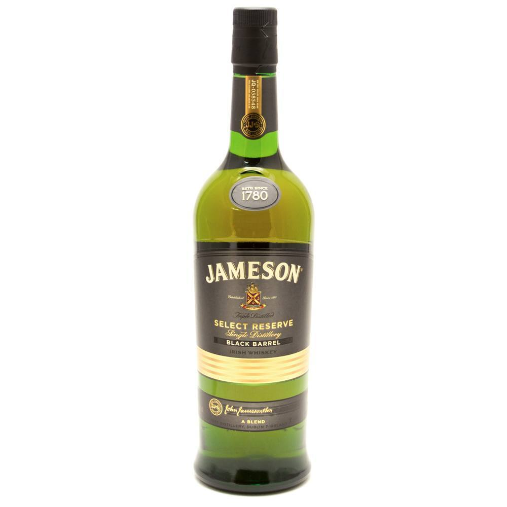 Jameson - Select Reserve Black Barrel Irish Whiskey - 750ml