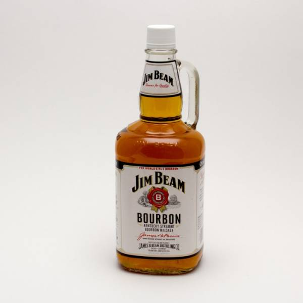 Jim Beam - Kentucky Striaght Bourbon Whiskey - 1.75L