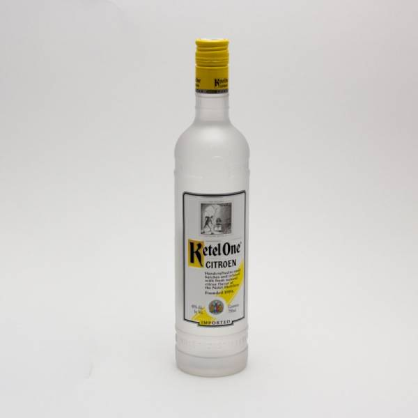 Ketel One - Citroen Vodka - 750ml