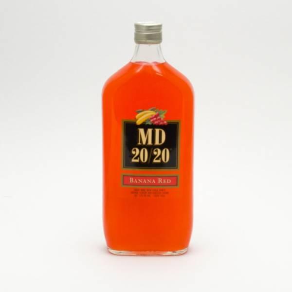 MD 20/20 - Banana Red - 750ml