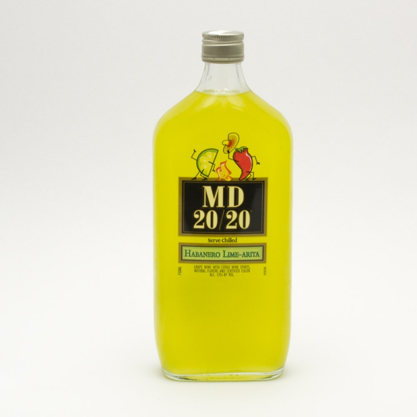 MD 20/20 - Habanero Lime-A-Rita - 750ml