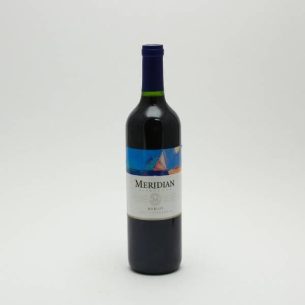 Meridian - Merlot 2009 - 750ml