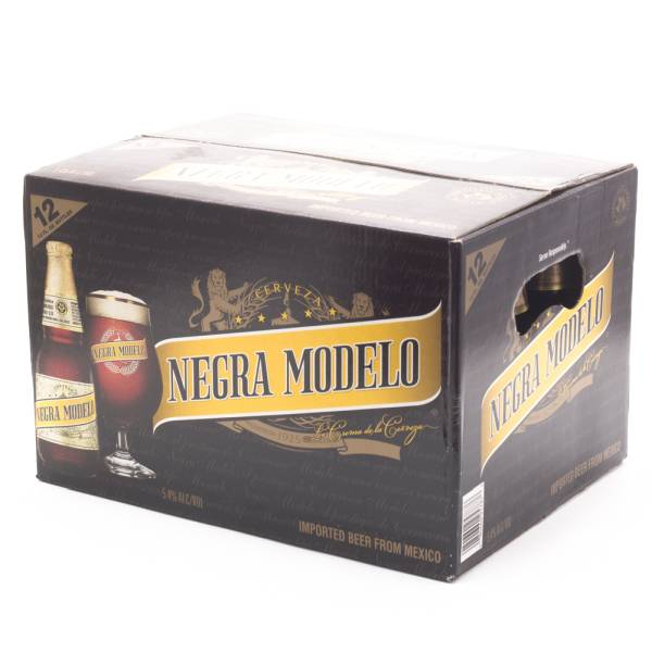 Modelo - Negra - 12oz Bottle - 12 Pack