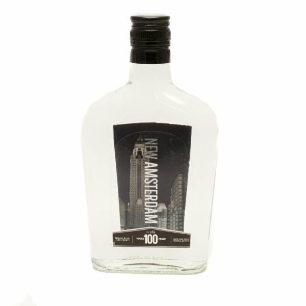 New Amsterdam - 100 Proof Vodka - 375ml