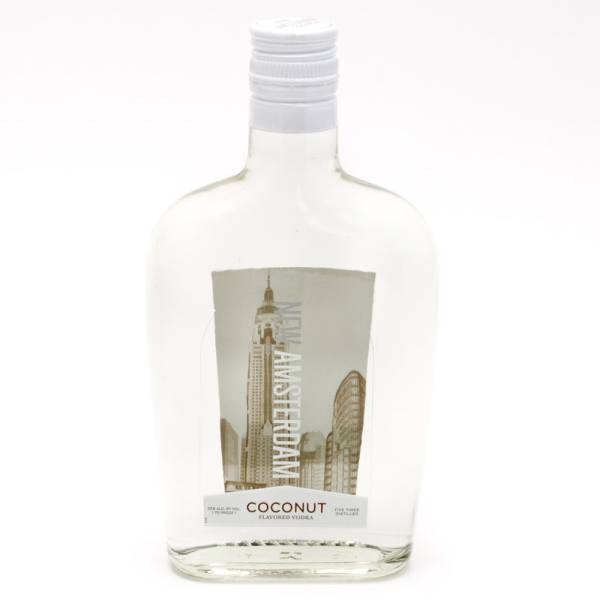 New Amsterdam - Coconut Vodka - 375ml