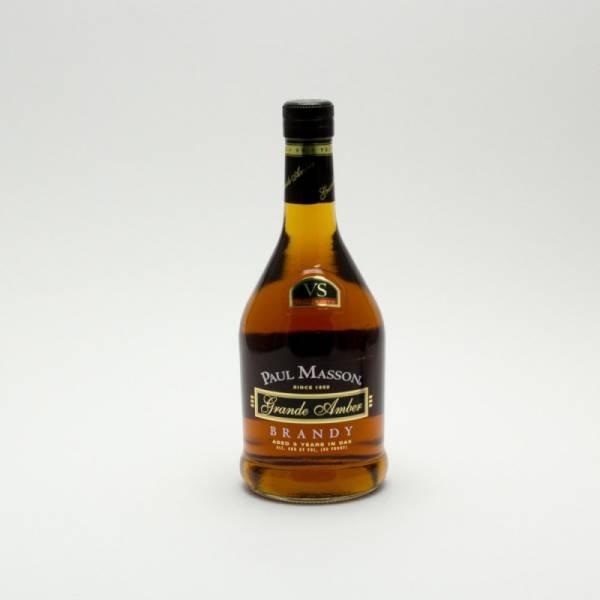 Paul Masson - Grande Amber VS Brandy - 750ml