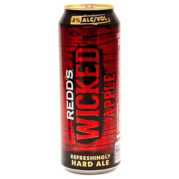 Redd's - Wicked Apple - 24oz Can