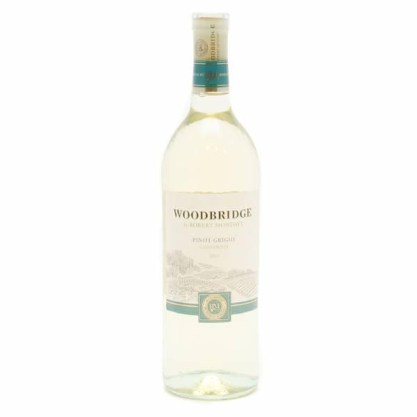 Woodbridge - Pinot Grigio 2014 Wine - 750ml