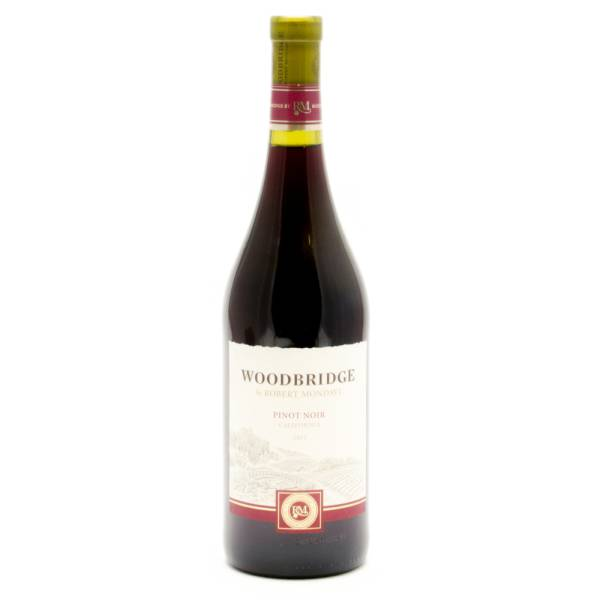 Woodbridge - Pinot Noir California 2013 Wine - 750ml