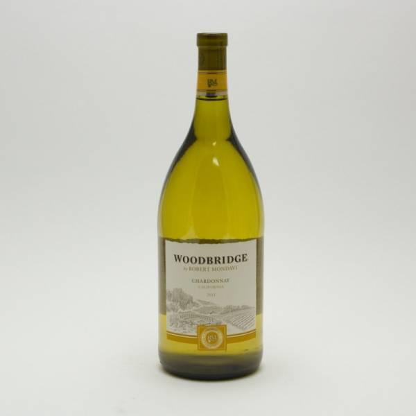 Woodbridge Chardonnay 2013 Wine - 1.5L