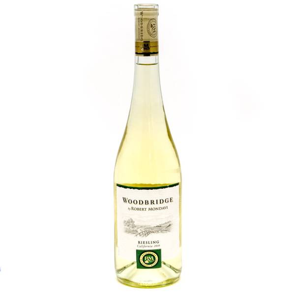 Woodbridge Riesling California 2010 Wine - 750ml