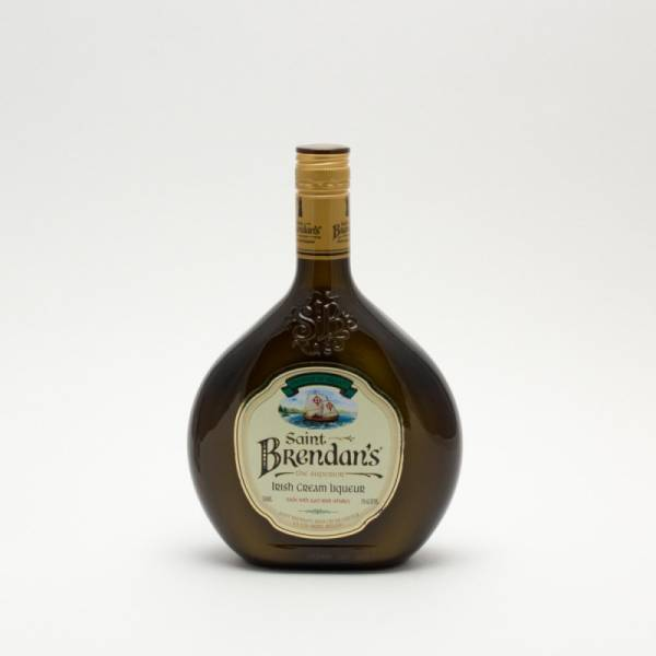 Saint Brendan's - Irish Cream Liqueur - 750ml