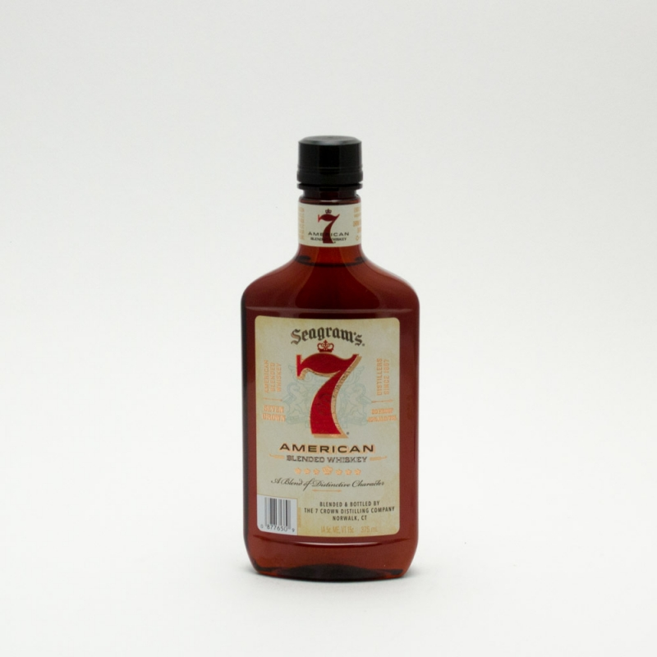 Seagram's - 7 Seven Crown American Blended Whiskey - 375ml