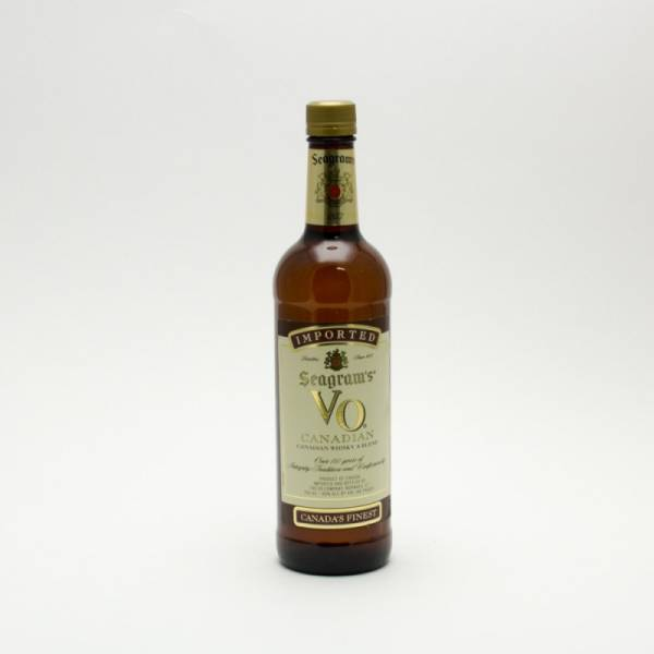 Seagram's - VO Canadian Whiskey Blend - 750ml