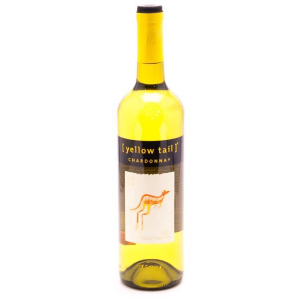 Yellow Tail - Chardonnay Wine - 750ml