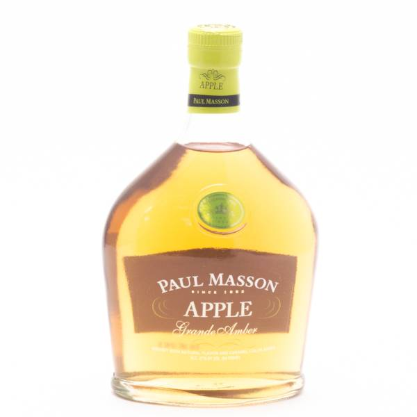 Paul Masson - Apple - Grande Amber Brandy - 750ml