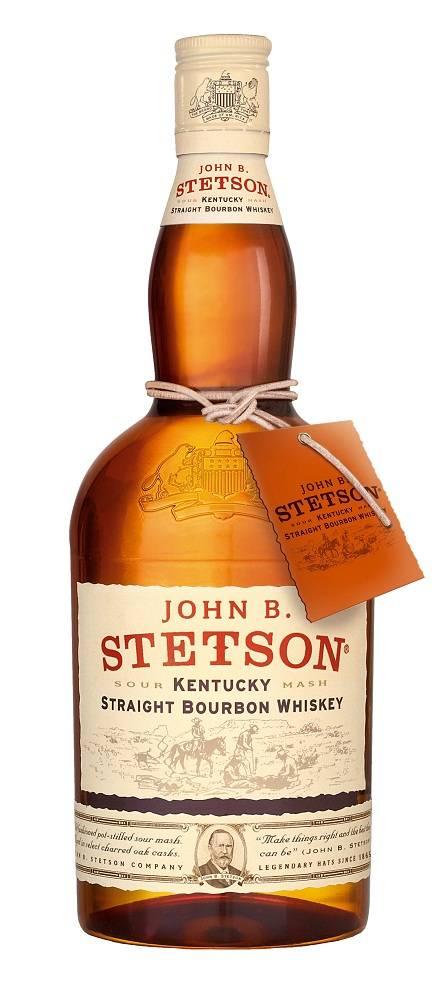 John B. Stetson - Bourbon Whiskey - 750ml