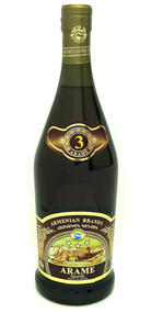 Araks - Armenian Brandy - 750ml