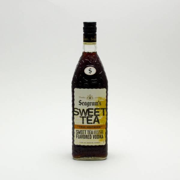 Seagram's Sweet Tea Vodka 1L