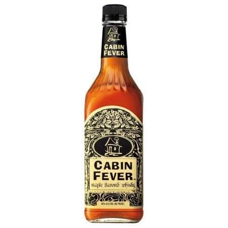 Cabin Fever Maple Whisky 750mL