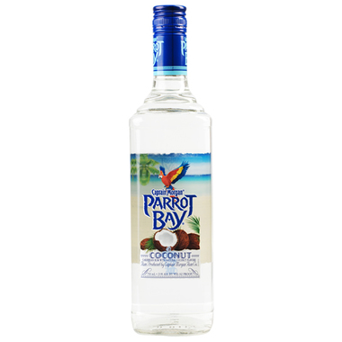 Captain Morgan Parrot Bay Coconut Rum 750mL