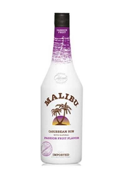 Malibu Caribbean Rum Passion Fruit 750mL