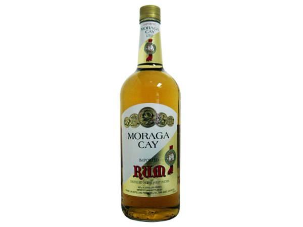 Moraga Cay Rum 200mL