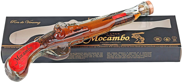 Mocambo 10 Years Rum 200mL