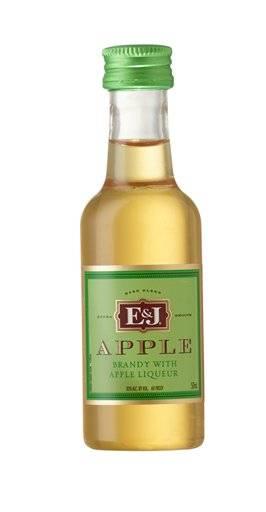 E&J Brandy Apple 50mL