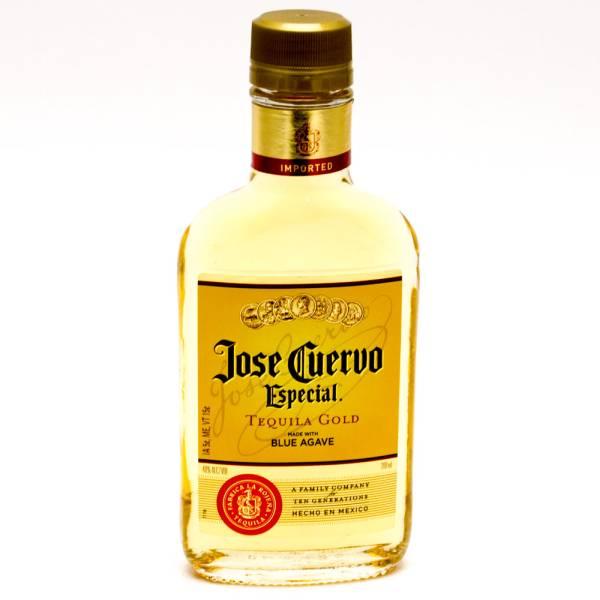 Jose Cuervo Tequila Especial Gold 200mL