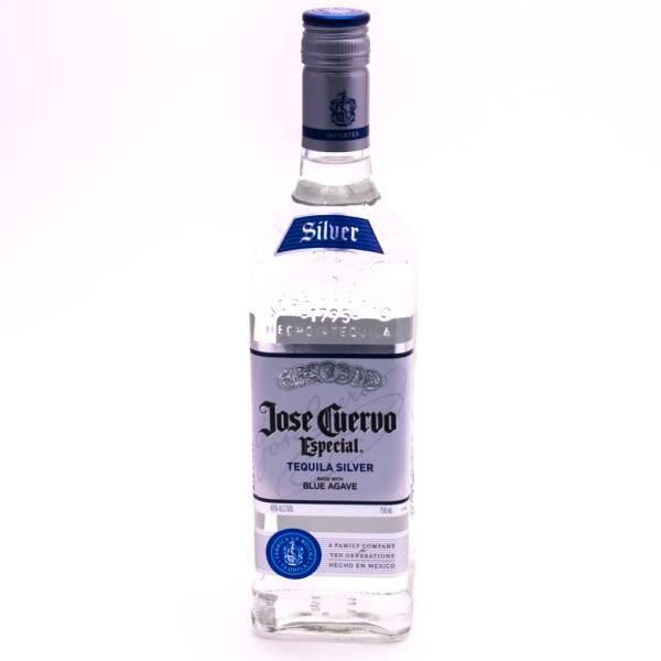 Jose Cuervo Tequila Especial Silver 750mL