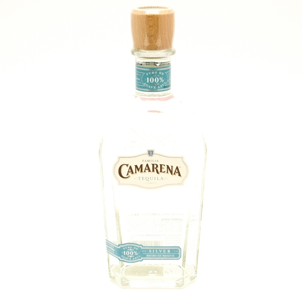 Tequila Camarena Silver 750mL